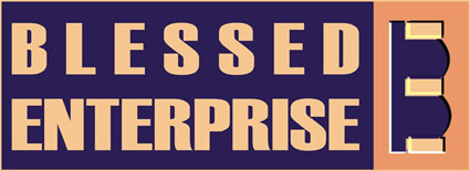Blessed Enterprise logo